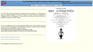 Daremberg Saglio web version